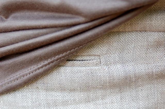 Textured Neutrals: Tank + Linen