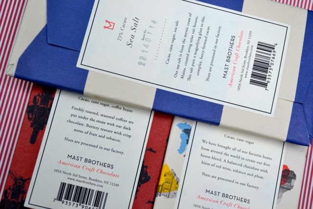Mast Brothers Dark Chocolate 2