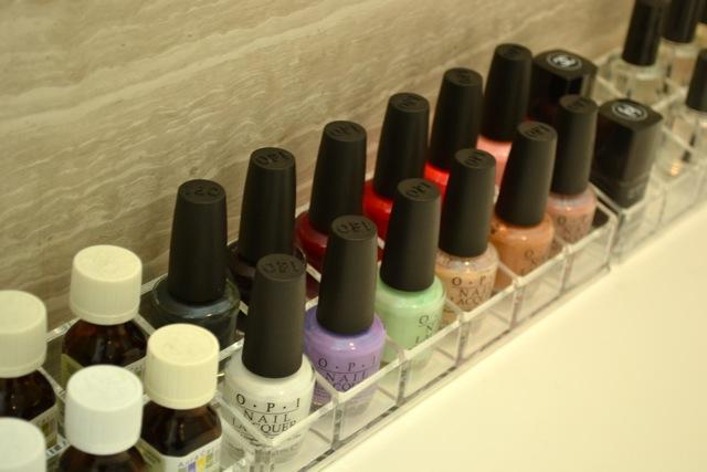Organization: Nail Polish