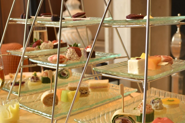 St. Regis Afternoon Tea: Savory & Sweet Selections