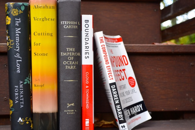 5 Favorite Fiction and Nonfiction Books