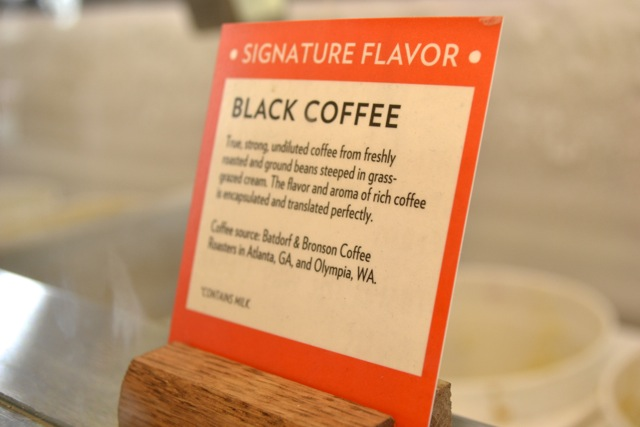 Jeni's Splendid Ice Cream: Black Coffee