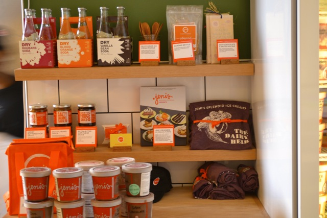 Jeni's Westside Provisions: Books and Extras