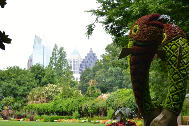 Atlanta Botanical Garden 24