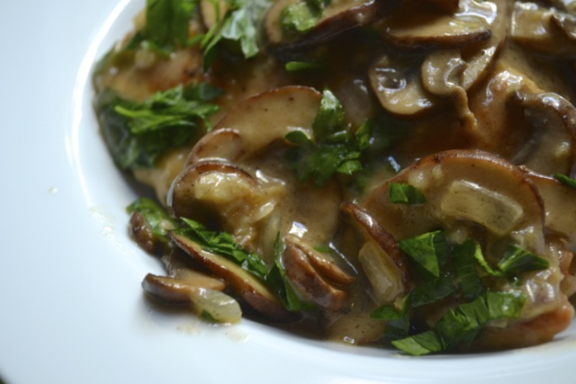 Recipe: Chicken Marsala