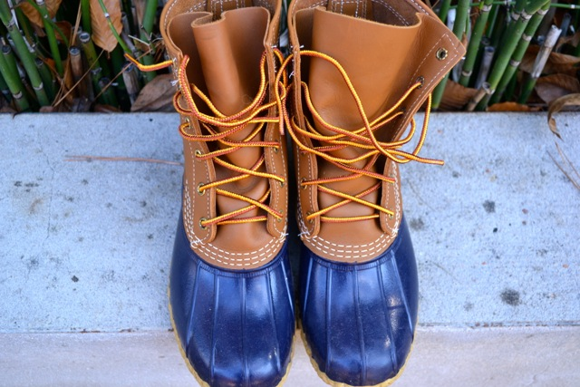 LLBean Bean Boots 5